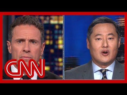 Chris Cuomo to John Yoo: How is that espionage?