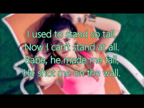 Kat Dahlia - Just Another Dude (Full Lyrics HD)
