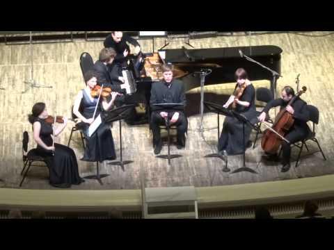 Прокофьев Увертюра на еврейские темы Игорь Фёдоров (кларнет) Лукас Генюшас (фортепиано)