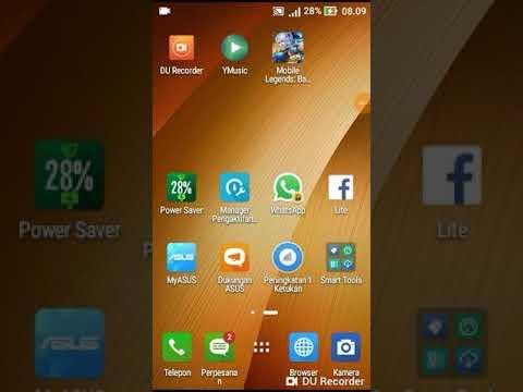 Cara Mengubah Jaringan Hp Asus Zenfone Go 3g Menjadi 4g Youtube