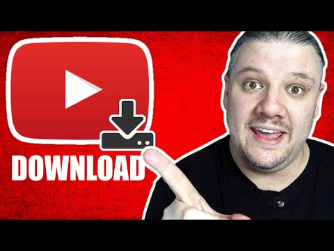 How To Download A YouTube Video 2021 (NEW METHOD)
