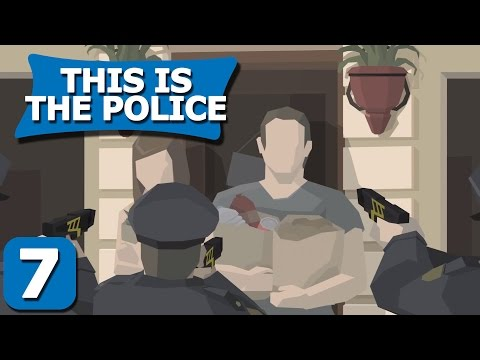 This Is The Police Part 7 - Jin Yang - This Is The Police Steam PC Gameplay Review