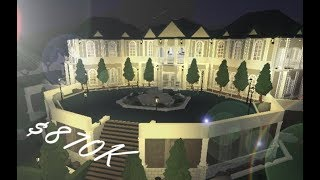 ROBLOX Welcome to Bloxburg House Tour: Elegant French Mansion