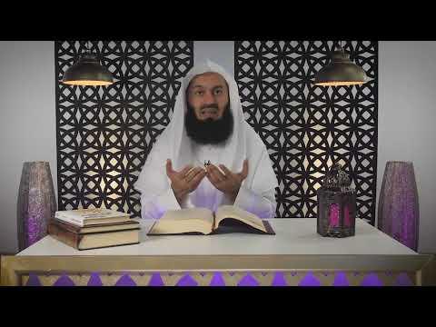Episode 06 Supplications | Ramadan Series 2018 | Mufti Menk