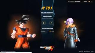 Dragon Ball Xenoverse: Gameplay PC DEMO