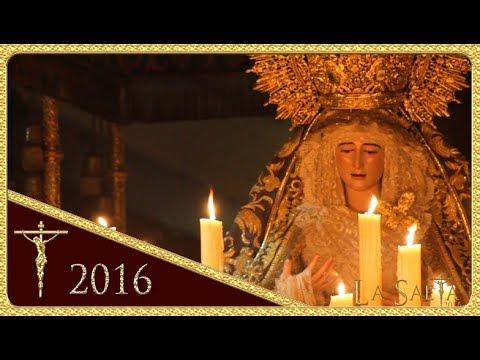 Nuestra Señora de Loreto por la Alfalfa - Hermandad de San Isidoro (Sevilla 2016 - Semana Santa)
