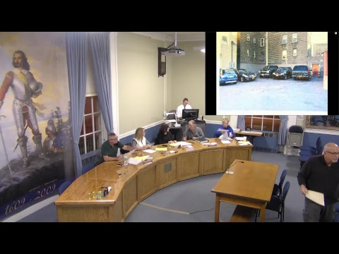 City of Plattsburgh, NY Meeting  11-20-17