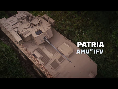 Patria AMV XP IFV 2015