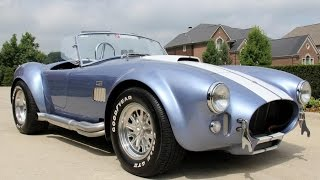 1965 Shelby Cobra Replica by Superformance For Sale