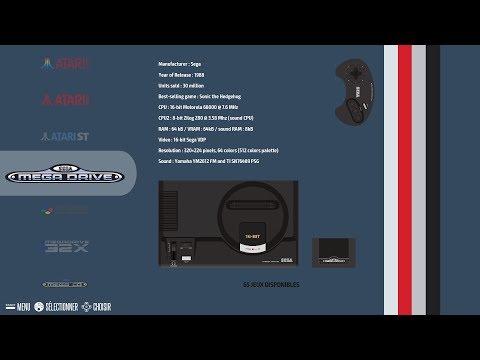 RECALBOX 180316 : New customisable EmulationStation !