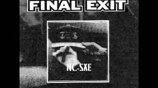 Final Exit - Straight Edge (Full Album)