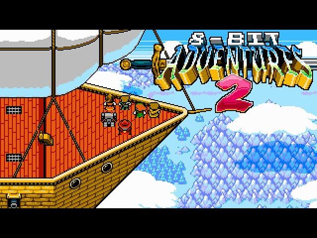8 Bit Adventures 2 Feedback Trailer