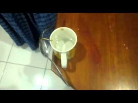 Praktikum Pembuktian titik berat Sendok&garpu