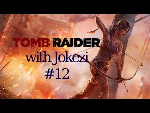 Tomb Raider - Suomenkielinen Läpipeluu - #12 - Kranaatinheitin!