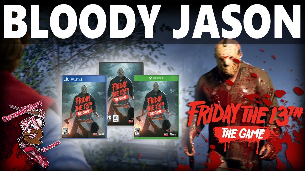 All BLOODY Skins | Friday the 13th: The Game (What level ...