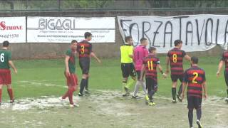 Tavola-Iolo rinviata Prima Categoria Girone B