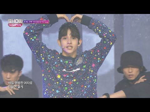 Show Champion EP.242 Samuel - Sixteen [사무엘 - 식스틴]
