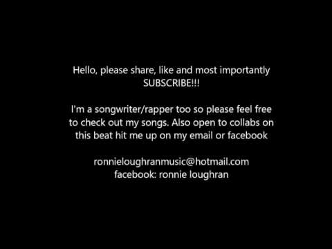 Sad, Uplifting, soulful, inspiration hip hop instrumental (Prod. Ronnie Loughran) Read Discription