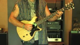 Potvin Guitars Project Korina Wood