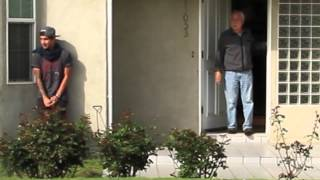 THREE STEP DOOR KNOCKING PRANK