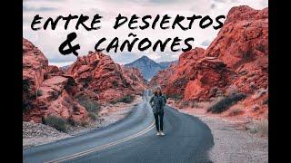 Hacia rutas salvajes: Entre desiertos y cañones