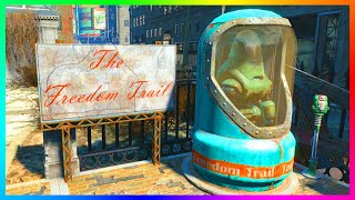 fallout 4 how to find the freedom trail easter egg freedom trail railroad location fo4