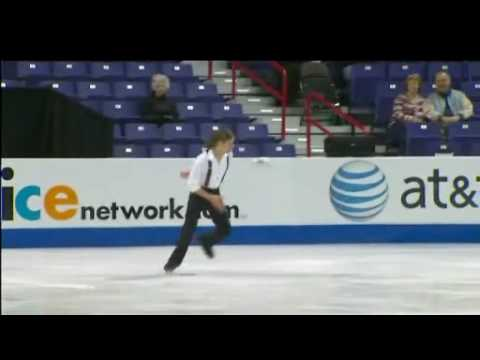 Jason Brown 2010 US Nationals SP