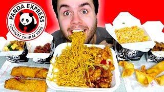 Panda Express MUKBANG | Eating Show