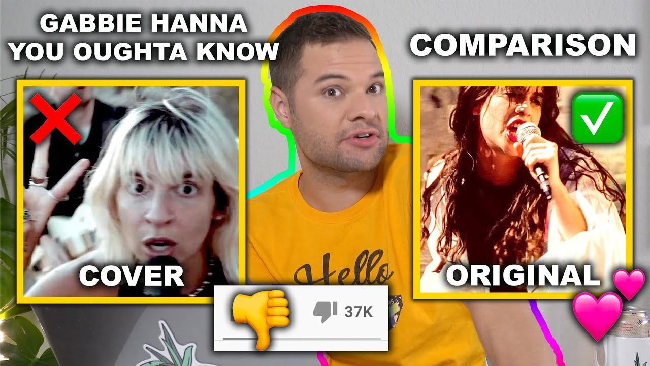 """Why It Flopped: Comparing Gabbie Hanna """"You Oughta Know"""" to Alanis Morissette Original"""
