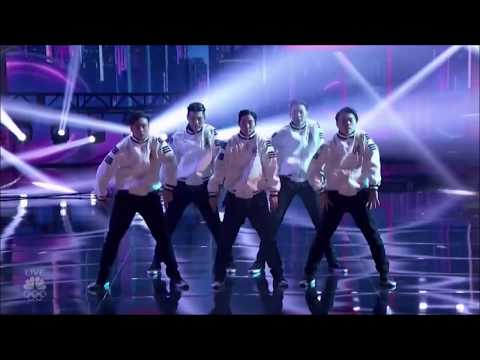 Just Jerk: Korean Dance Group SHOCKS AMERICA!! on America's Got Talent 2017