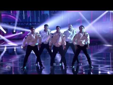 Just Jerk: Korean Dance Group SHOCKS AMERICA!! on America's Got Talent 2017