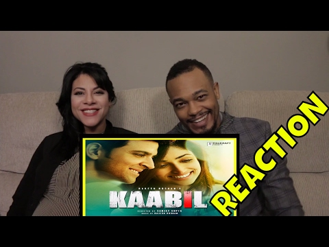 Kaabil Official Trailer (REACTION)