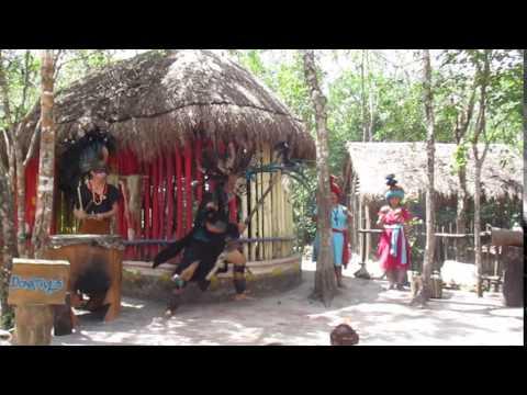 mayan dance