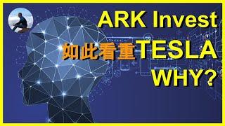 ARK Invest 如此看重 TESLA, WHY? ERay说美股 EP27 2020.9.18
