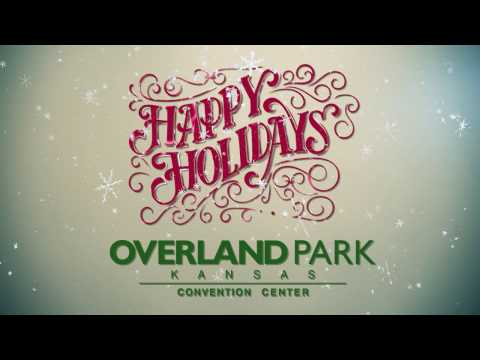 Overland Park Convention Center Holiday Card 2016