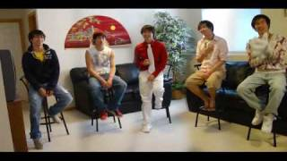 DBSK's HAHAHA acapella cover by Jimi