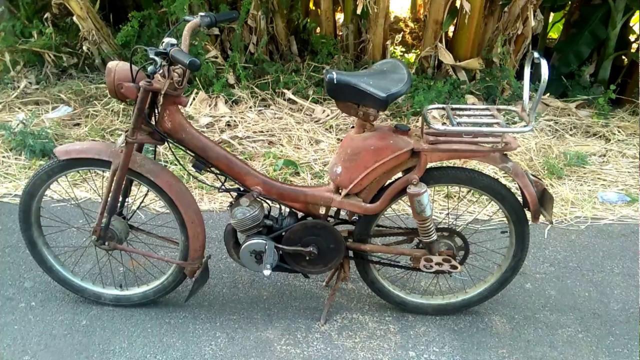 SUVEGA Moped BIKE Review