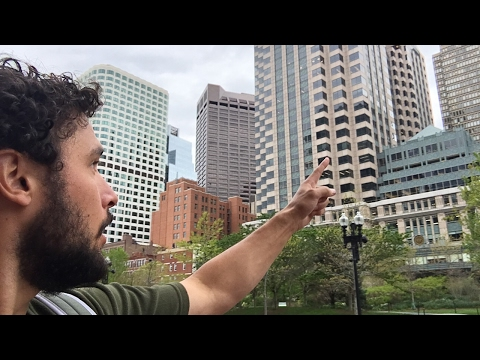 LIVE- FROM BOSTON - VLOG 006