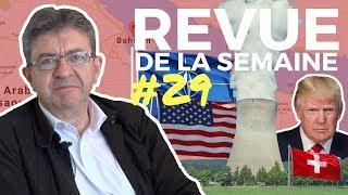 #RDLS29 : NUCLÉAIRE SUISSE, OTAN, TRUMP, BAHREÏN, SOCIÉTÉ GÉNÉRALE, IRAK, AFGHANISTAN