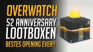Video MEIN BESTES LOOTBOX OPENING in 2 JAHREN! | 52 Anniversary 2018 Lootboxen ★ Overwatch Deutsch download MP3, 3GP, MP4, WEBM, AVI, FLV Mei 2018