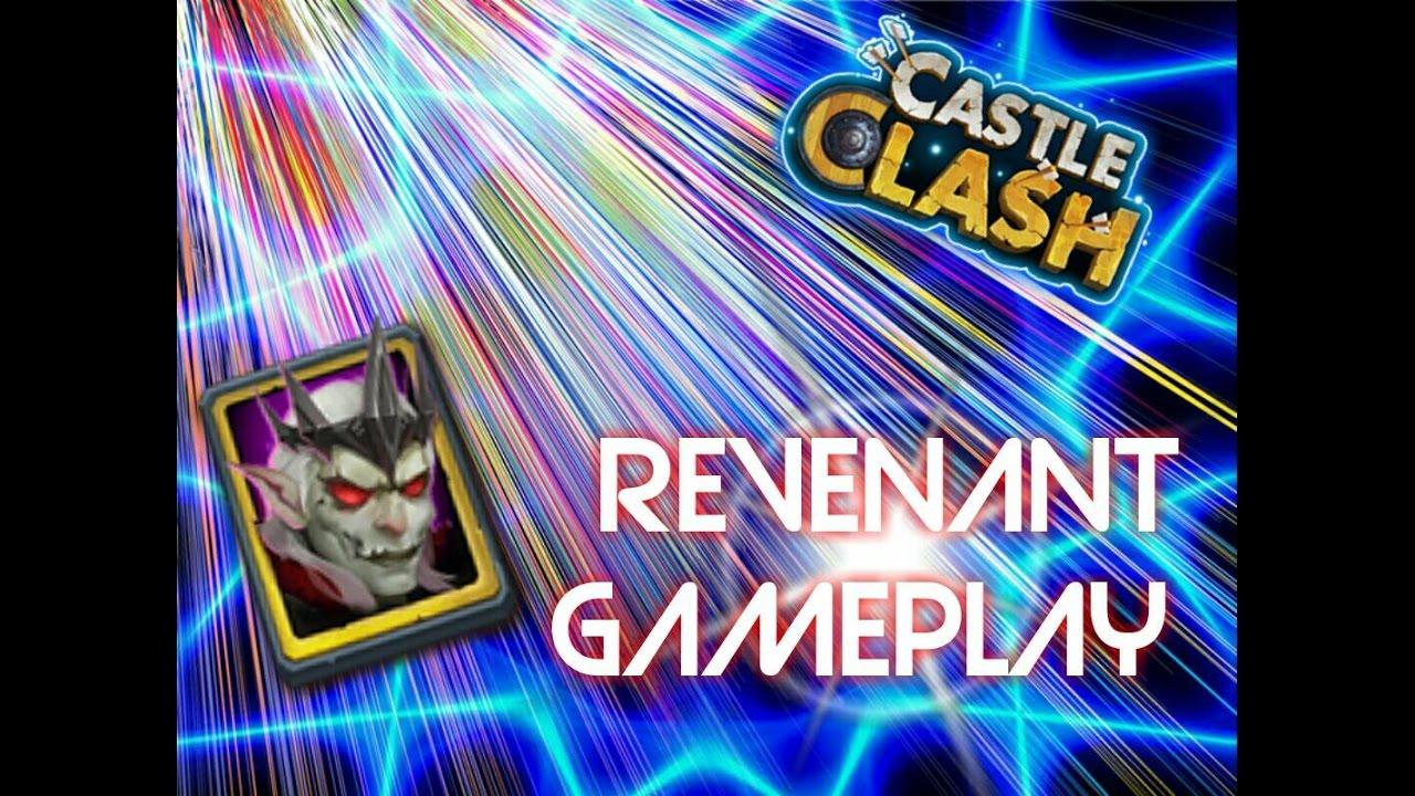 New Hero Revenant/Undead Cavalry Hero Review with Gameplay(Castle Clash)  sc 1 st  YouTube & New Hero Revenant/Undead Cavalry Hero Review with Gameplay(Castle ... azcodes.com