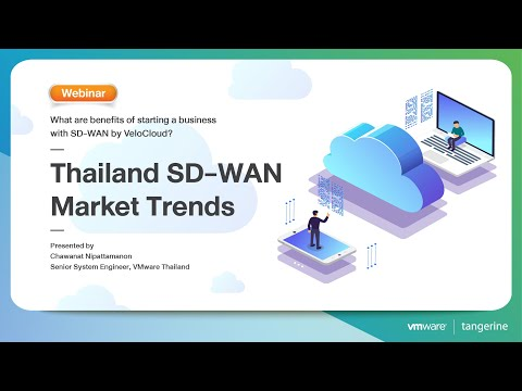 TANGERINE : EP1 What are benefits of starting a business with SD-WAN by VeloCloud? [Official Video]