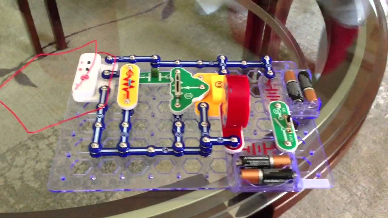 homemade fm radio youtube rh youtube com Snap Power snap circuits jr. sc-100 youtube