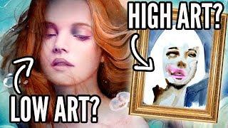 Why isn't Illustration Art?
