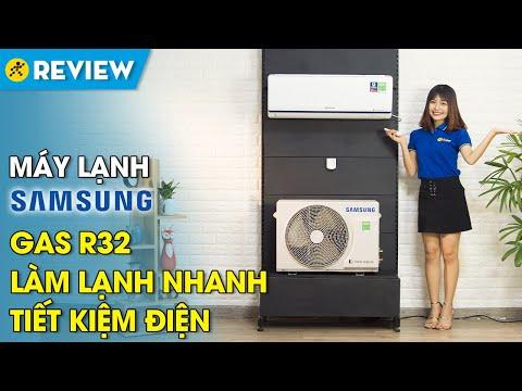 Máy lạnh Samsung Inverter 1 HP: làm lạnh sâu, tiết kiệm điện (AR10RYFTAURNSV) • Điện máy XANH
