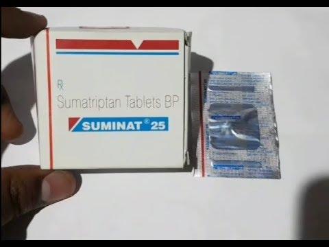 Suminat 25  mg pill