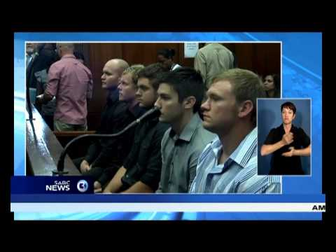 Four Durban men who are accused of beating a British citizen to death, have been granted bail