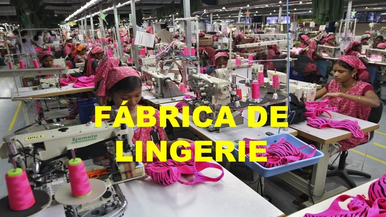 0f9c6381ced Fábrica de Lingerie- Dr Gestão - YouTube