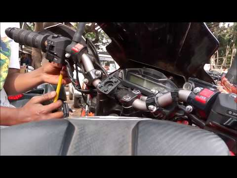 PULSAR 200RS KILL SWITCH INSTALLED | CB HONDA HORNET MODIFICATIONS | ADVANTAGES EXPLAINED IN DETAIL