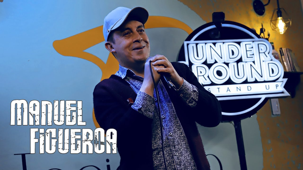 Underground Stand-Up : Cap 40 - Manuel Figueroa - download from YouTube for free